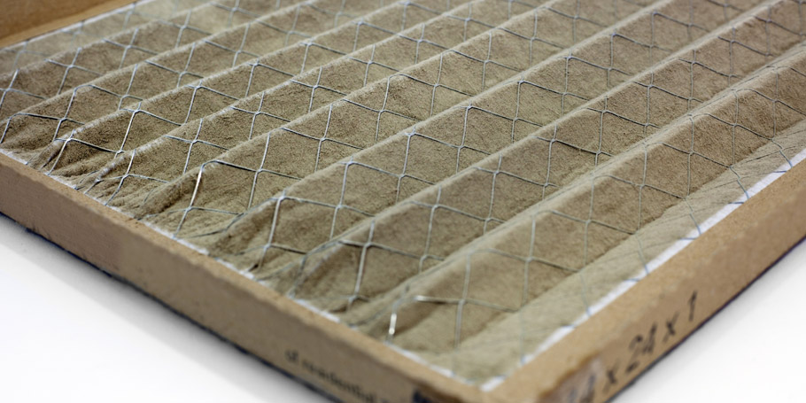 Changing your air filter is important to your family's health